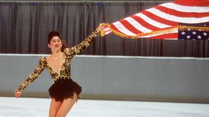 Русские фигуристки заняли весь подиум ЧМ — это лишь второй раз в истории. В 1991-м все медали забрали американки