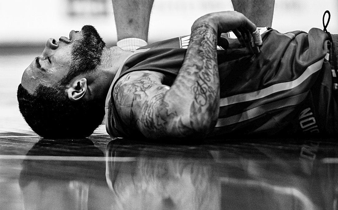 Баскетболист «Химок» Ханикатт убит в стрельбе  сполицией Лос-Анджелеса