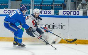 «Металлург» обыграл «Барыс» и вышел во 2-й раунд Кубка Гагарина