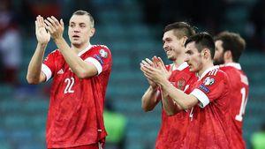 Сборная России поднялась на 38-е место в рейтинге ФИФА