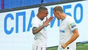 3 игрока «Зенита», по 2 футболиста «Спартака» и «Локомотива» и 1 армеец вошли в сборную сезона РПЛ по версии Opta