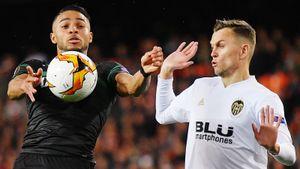 «Краснодар» провалил первый тайм в Валенсии. Но шансов пройти в 1/4 Лиги Европы достаточно