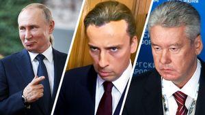 Галкин высмеял решение Собянина о режиме прогулок, спародировав его диалог с Путиным: видео
