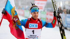 Как биатлонист Малышко стал легендой Оберхофа: в 2013 году он выиграл там все гонки