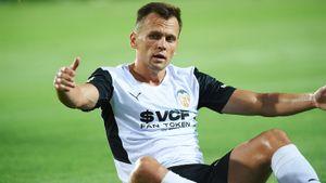 Денис Черышев получил травму в матче Ла Лиги
