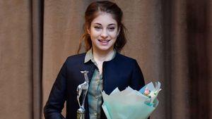 Косторная получила премию «Серебряная лань» как лучшая спортсменка 2019 года