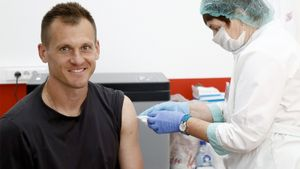 В «Спартаке» приступили к вакцинации от коронавируса