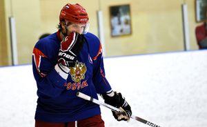 (Владимир Беззубов,Юрий Кузьмин, photo.khl.ru)