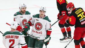 «АкБарс» разнес финский клубКХЛ. ВКазани растет крутая команда, где скоро засверкает молодежь