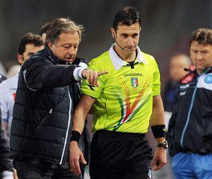 УЕФА отстранил итальянских арбитров отсудейства веврокубках из-за коронавируса