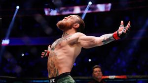 Макгрегор назвал четырех лучших бойцов ММА в истории. В списке ирландца нет Хабиба