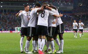 На первый-второй рассчитайсь! Дубль Германии круче всех в России