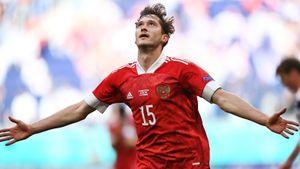 Россия вымучила первую победу на Евро! Спасибо Миранчуку за шикарный удар в девятку