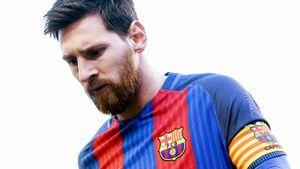 Месси ушел из «Барселоны». Каталонцы не смогли найти деньги на его контракт