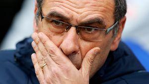 Тренеры «Бернли» называли Сарри «сраным итальяшкой». Фанаты «Наполи» зовут его обратно