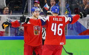 Самый крутой джокер хоккейного ЧМ. 21-летний форвард из НХЛ прилетел в Данию и стал всех рвать