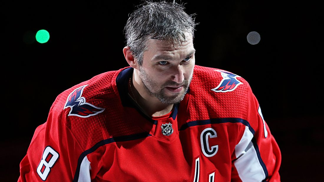 Овечкин хочет получать в НХЛ больше всех? Каким будет новый контракт суперзвезды с «Вашингтоном»