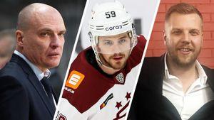 Скандал в КХЛ: канадец не хочет ехать в Череповец. Агент Митчелла и тренер Разин ругаются из-за визы и денег