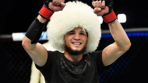 Брат Хабиба дебютировал в UFC. Умар победил быстрее, чем старший Нурмагомедов 9 лет назад