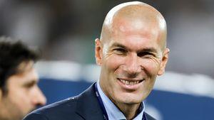 Зидан: «Реал» выдержал ливерпульский шторм и может собой гордиться»