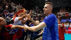Русские волейболисты уничтожили Мексику за час с небольшим. Еще две победы — и мы на Олимпиаде