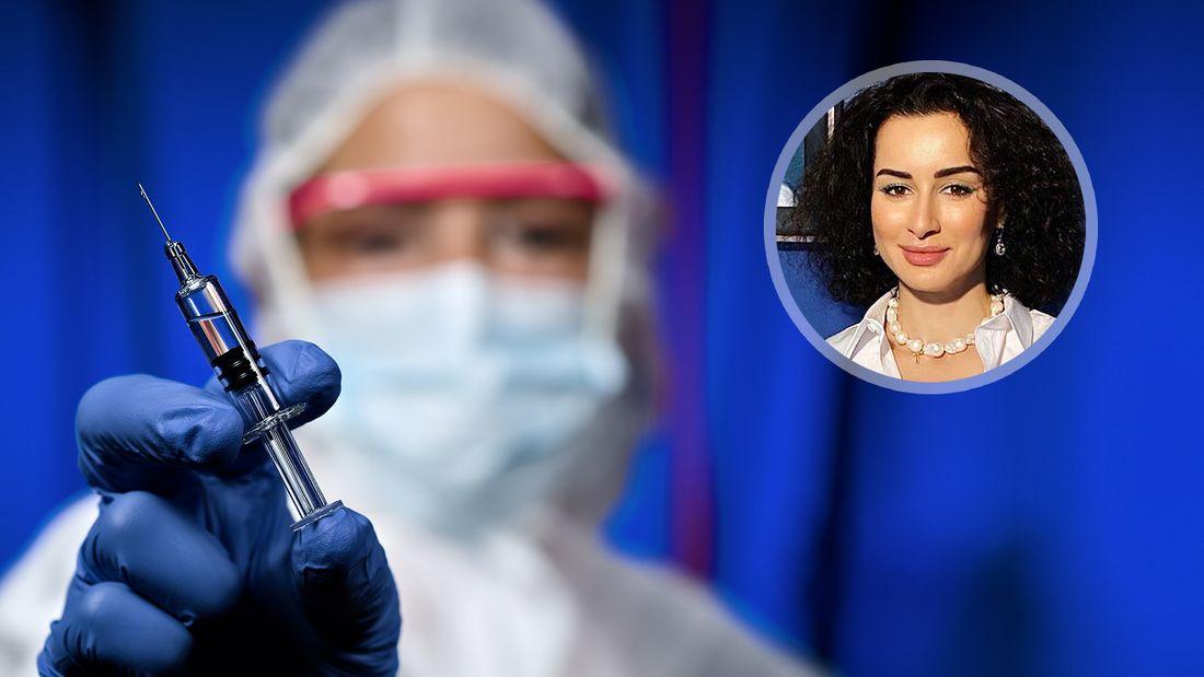 """Канделаки призвала россиян прививаться от гриппа: """"Не верите нашим специалистам – посмотрите на запад"""""""