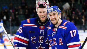 СКА выиграл дивизион Боброва в4-й раз подряд ив9-й заисторию КХЛ