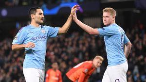 6 футболистов «Манчестер Сити» попали в команду года АПЛ