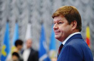 Губерниев ответил на критику Вяльбе: «Это клиника. Бедная женщина»