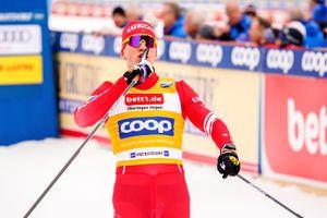 Нортуг: «Если Большунов подтвердит свой класс на ЧМ-2021, то станет реальным претендентом на роль короля лыж»