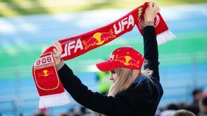 ВРоссии появится еще один футбольный гранд? «Ред Булл» может инвестировать в«Уфу»