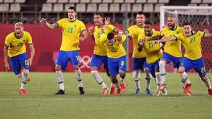 Нынешнее поколение кудесников мяча заслуживает взять олимпийское золото. Прогноз на Бразилия— Испания