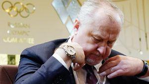 Юрий Ганус больше не глава РУСАДА. Его обвинили в финансовых нарушениях и уволили