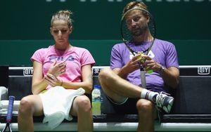 Тренер Квитовой развелся со своей женой и переехал к теннисистке