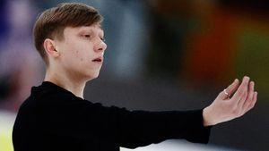 Российский фигурист Мурашов будет выступать за Швейцарию