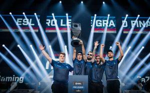 SK Gaming - лучшая команда года в CS:GO