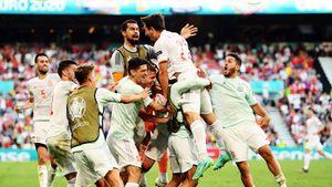 Самый дикий матч на Евро! Испания и Хорватия устроили бешеные 5:3 с овертаймом, дикими привозами и шикарными голами