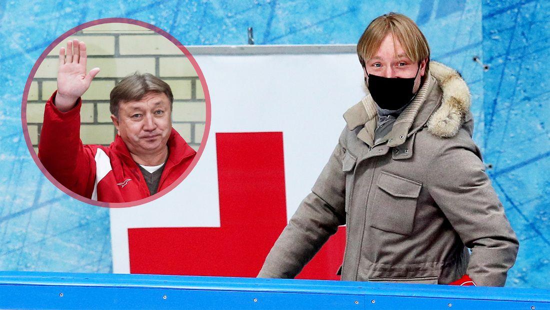 Глава Самбо-70 Лайшев раскритиковал хореографа группы Тутберидзе за вызов Плющенко на бой