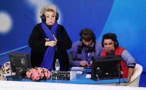 Тарасова поддержала Ягудина вконфликте созрителями. Алексея требуют отстранить отэфиров