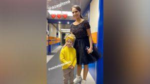 Тотьмянина показала фото Загитовой со своей младшей дочерью Мишель Ягудиной