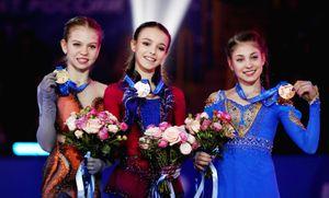 Тарасова дала характеристику Косторной, Щербаковой и Трусовой