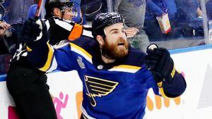 Хоккеист «Сент-Луиса» О'Райлли в финале Кубка Стэнли повторил достижение Гретцки 34-летней давности