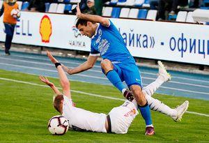 КДК РФС признал сговор вматче «Чайка»— «Черноморец» иотстранил 3 игроков отфутбола на3 года