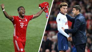 «Реал» уводит Алабу у «Баварии», Почеттино купит Алли, если возглавит ПСЖ. Трансферы и слухи дня