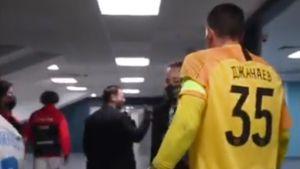 «Сочи» выступил с заявлением по поводу перепалки Джанаева и тренера «Спартака» Тедеско