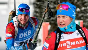 Логинов в спринте обыграл всех, кроме Йоханнеса Бе. ЧМ в Эстерсунде. LIVE!