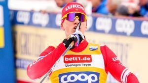 Стало известно, сколько Большунов заработал в текущем лыжном сезоне