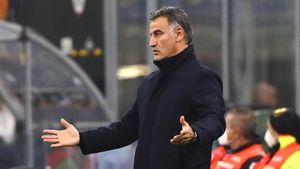 Галтье объявил об уходе с поста главного тренера ставшего чемпионом Франции «Лилля»