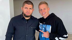 Украина против Хабиба: Зинченко выложил фото с легендой UFC и получил агрессивную реакцию: «Прощайся со сборной»