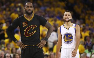 Они появились насвет водном роддоме, атеперь сражаются друг сдругом вфинале НБА